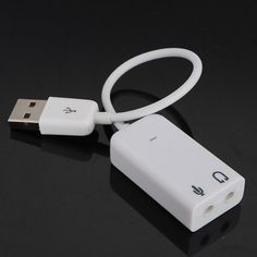 From 1.97:Usb 2.0 3d Virtual 7.1 Channel Audio Sound Card Adapter For Pc Laptop Win 7 Mac