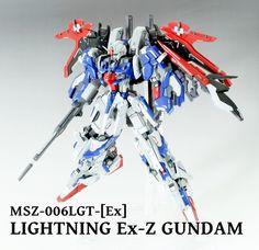 ライトニング Ex-Z ガンダム