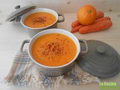 Pastanaga i taronja la cocina alternativa
