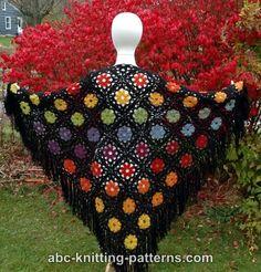 Free Shawl Crochet Pattern