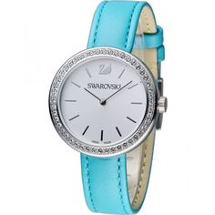 a4345b3bc Swarovski 5187556 Lagoon Blue Watch