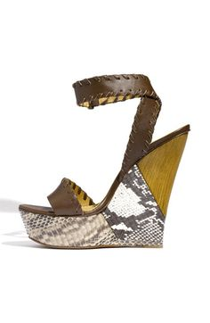 ffdf43cb0c3 Chiara Ferragni Women s mid-calf ankle boots in multicolored rubber.  Studded SandalsWedge ...