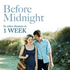 "Richard Linklater, the director of ""Before Midnight,"" discusses a scene from his film featuring Julie Delpy and Ethan Hawke. Movie List, I Movie, You Re My Wonderwall, Julie Delpy, Ethan Hawke, Before Midnight, Boy Meets, New Woman, Tv Shows"
