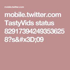 mobile.twitter.com TastyVids status 829173942493536258?s=09