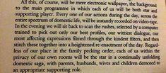 JG Ballard Predicted Social Media In 1977