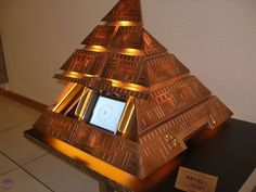Another cool mod featured at Bit-Tech. The Pyramid. Read more about it here:  http://www.bit-tech.net/modding/case-mod/2010/02/26/pyramid-by-henk-hamers/1