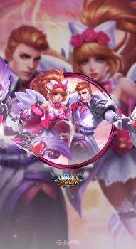Wallpaper Phone Alucard And Miya Valentine By Fachrifhr Spesial Valentine Ini 5 Pasangan Hero Mobile Legends Paling Pin On Ml […] Mobile Legend Wallpaper, Hero Wallpaper, Iphone Wallpaper, Mobiles, Miya Mobile Legends, Moba Legends, Alucard Mobile Legends, Legend Images, Hero Logo