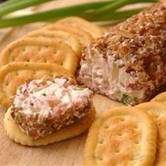 Cream Cheese and Ham Spread ~ Allrecipes 1 (8 ounce) package cream cheese, softened 2 1/2 ounces sliced ham, chopped 2 green onions, chopped DIRECTIONS: 1.In a medium-size mixing bowl, combine cream cheese, ham, and onions. Cover and refrigerate overnight before serving.
