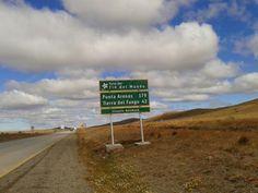 Pta Arenas, Tierra del Fuego....Fin del Mundo.