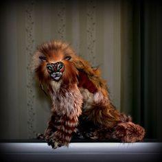 Рыжая кошка готова! - Ярмарка Мастеров - ручная работа, handmade