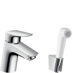 Hansgrohe Logis Hygienic shower hose 1.60 m / Mixer Logis, lever
