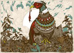 Tim McDonagh, cariño y pasión por la ilustración