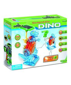 Love this DIY Scientific Dino on #zulily! #zulilyfinds