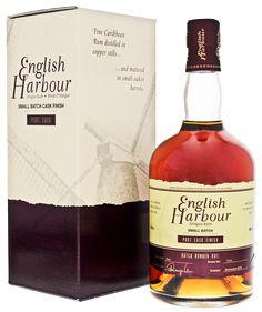 English Harbour Port Cask Finish rum online kopen in Nederland Belgie