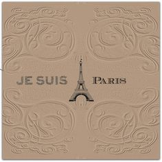 https://flic.kr/p/B4L5hT | Je Suis Paris ~ November 13 2015 | Created for  Kreative People ~ Treat This 106 and the people of Paris   Thanks to Xandram for source image.