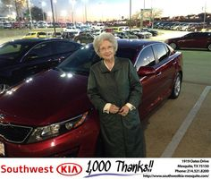 https://flic.kr/p/N3vrcb | #HappyBirthday to Kathryn from JERRY TONUBBEE at Southwest Kia Mesquite! | deliverymaxx.com/DealerReviews.aspx?DealerCode=VNDX
