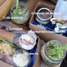 Hollywood bowl picnic ideas