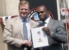 NFL, NFLPA having 'the right conversations' about player-discipline accord, DeMaurice Smith says changes in Roger Goodell's role in the player disciplinary process  , He should be fired!   RG  my opinion!