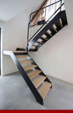 The Number One Reason You Should Buy a Metal Building. The Number One Reason You Should Buy a Metal Building. Staircase Railings, Modern Staircase, Grand Staircase, Staircase Design, Metal Barn Homes, Metal Building Homes, Pole Barn Homes, Building A House, Steel Stairs