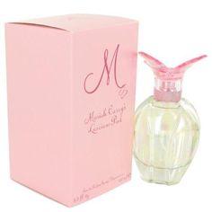 Mariah Carey Luscious Pink Eau de Parfum Spray for Women, 3.4 Fluid Ounce