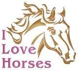 I'm a horse person
