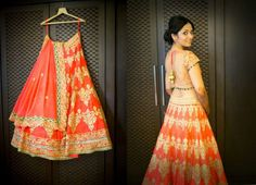 Wedding Storyz - Gorgeous weddings from across continents!: The Lehenga Storyz