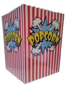 PopCorn-kulho (ei tarvitse just samannäköinen olla, mutta tämän tyylinen kuitenkin :D )