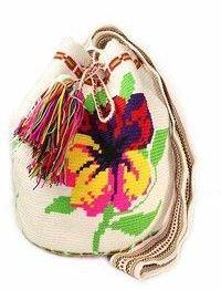 Mosaic crochet bags patterns