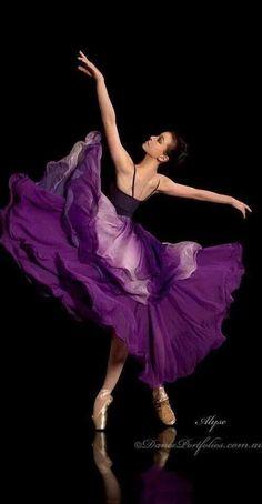 Alyse - Photography © Dance portfolios