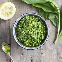 Wild Garlic Pesto (Bärlauch Pesto)