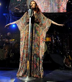 Florence Welch In Naeem Khan – KROQ's Almost Acoustic Christmas 2011