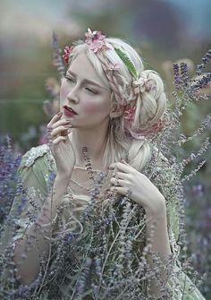 of Fairy Dust Photo Portrait, Portrait Photography, Fashion Photography, Foto Fantasy, Fantasy Art, Illustration Fantasy, Official Dresses, Images Esthétiques, Fantasy Photography