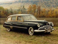 Belos Automóveis Antigos by Daniel Alho / 1949 Buick Roadmaster Station Wagon. #BuickRoadmasterConvertible #winddeflector #windscreens http://www.windblox.com/