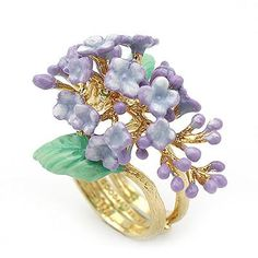 Lilac Ring | BLOOM | GOOD AFTER NINE