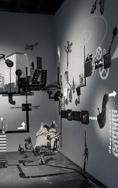 A Magical Installation Combines Rube Goldberg With Shadow Puppets | Co.Design | business + design