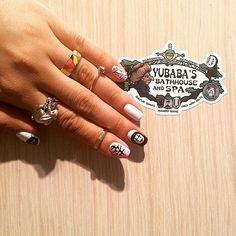 Spirited away nails