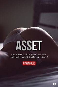 Work your ass off!! The results will be amazing!!!