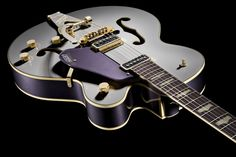 Gretsch G6196TSP 2G Country Club 2 Tone Grey