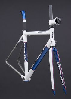 GTB, Satin Pearl White, Viper Blue, Deep Crystal Blue, CK Red, Corretto by Baum Cycles #cycling #Bianchi #bikes & more