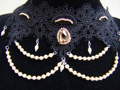 lace and bead