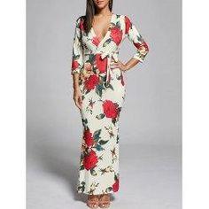 trendsgal.com - Trendsgal Maxi Dress - AdoreWe.com