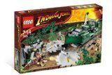 LEGO  Indiana  Jones  jungle  cutter