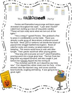 Inferring and Drawing Conclusions Halloween Riddles | reading ...