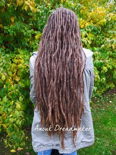 #anoukdreadmaker #dreadlocks #locks #natural #crocheted
