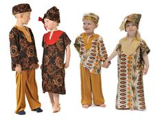 Children's Kids Boys Girls African Girl Lady Boy Man Fancy Dress Up Costume | eBay