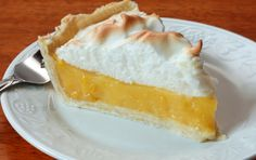 Classic Lemon Meringue Pie - The Daring Gourmet