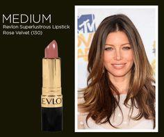 lipstick shades for medium skin Medium Skin Tone Beauty Make-up, Beauty Skin, Hair Beauty, Beauty Tips, Revlon Lipstick, Lipstick Shades, Lipsticks, Makeup Dupes, Eye Makeup