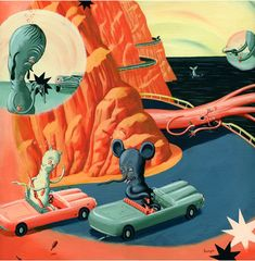 Travis Lampe Illustration