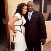 #Yoruba actress Mercy Aigbe and hubby Lanre Gentry seals union at #Wedding Registry. Learn more: http://www.nigeriamovienetwork.com/articles/read-mercy-aigbe-and-hubby-lanre-gentry-seals-union-at-wedding-registry-photos_792.html #Nollywood