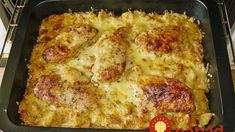Fried potato casserole with schnitzel potato al horno asadas fritas recetas diet diet plan diet recipes recipes Schnitzel Recipes, Potato Casserole, Fried Potatoes, Barbacoa, Pampered Chef, Pork Recipes, Potato Recipes, Diet Recipes, Soul Food